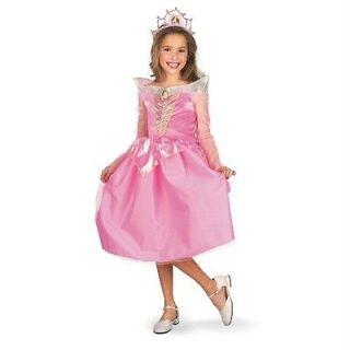 AURORA Sleeping Beauty Disney Princess Deluxe Child Costume Shoes
