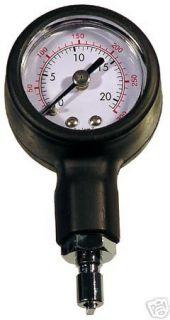 Low Pressure Regulator Checker Gauge Scuba Diving Tank
