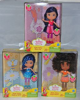 Blueberry Cherry Jam ★ Strawberry Shortcake Garden Pretty Mini Dolls