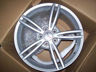 Four 08 10 Corvette C6 Factory 18 19 Wheels Rims 18x8.5 19x10 OEM 5338