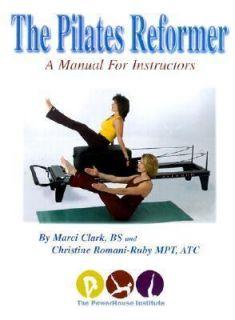 Marci Clark   Pilates Reformer (2001)   Used   Trade Paper (Paperback)