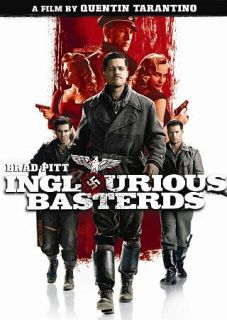 Inglourious Basterds DVD, 2009