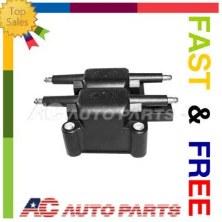 95 10 Mitsubishi Chrysler Dodge Jeep New Ignition Coil on Plug Pack 1