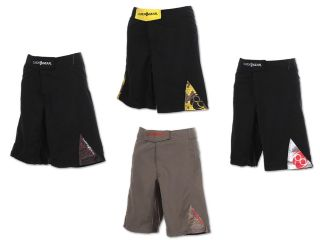 Clinch Gear Crossover 2 Series Mens Performance Training Shorts MMA