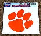 Clemson Tigers NCAA College Team Logo Sports Ultra Decal / Bumper