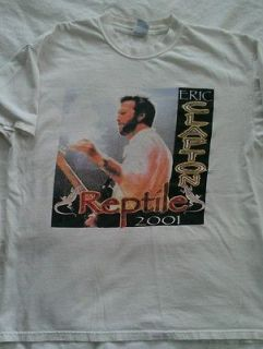 eric clapton t shirts in Mens Clothing