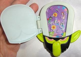 Burger King BK Kids Meal Toy The Powerpuff Girls Mojo Jojo Mini