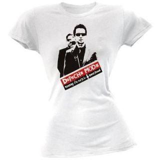 Depeche Mode) (shirt,tee,hoodie,tank,babydoll,sweatshirt) in Womens