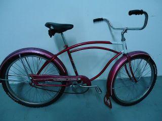 VINTAGE 1961 COLUMBIA NEWSBOY SPECIAL BICYCLE NICE BIKE !!!