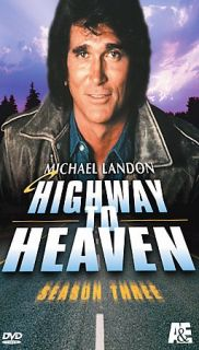 Highway to Heaven   The Complete Season 3 DVD, 2006, 7 Disc Set