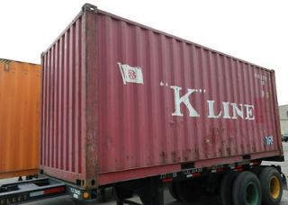 20 Storage Shipping Cargo Sea Container for sale Kansas City MO