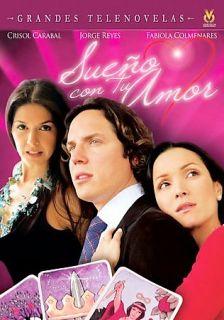 Sueno Con Tu Amor DVD, 2007, 3 Disc Set