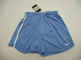 Girls Size M L XL Blue Dri Fit Built in Underwear Athletic Shorts NEW