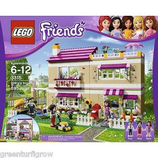 lego friends olivia house 3315 in Sets