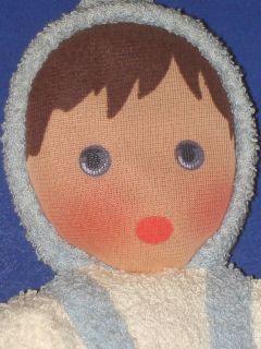 Kathe Kruse FAMILY TIMMERMANN Cloth Baby Doll c1974