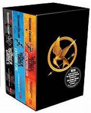 games Catching Fire Mockingjay Books Collection Suzanne Collins Set