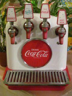 1950s Coca Cola Coke Tombstone Cornelius Soda Fountain Dispenser