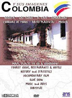 Colombia Y Sus Imagenes DVD, 2003