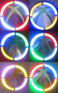 xbox 360 controller led lights in Controllers & Attachments