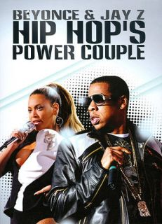 Beyonce Jay Z Hip Hops Power Couple DVD, 2011, 2 Disc Set