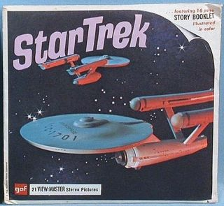 View Master Sets Tom Corbett Space Cadet Star Trek Plus Time Tunnel