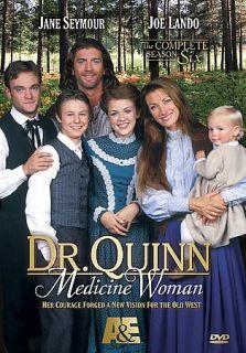 Dr. Quinn, Medicine Woman   The Complete Season 6 DVD, 2005, 6 Disc