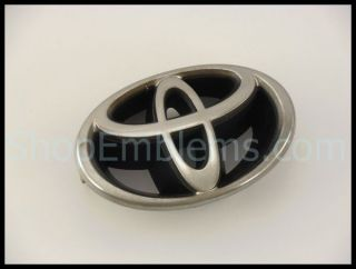 98 00 Toyota Corolla Front Grille Emblem Ornament Badge Decal Logo