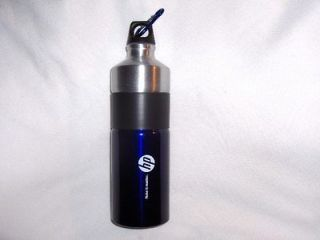 NEW HP/Intel Travel Water Bottle Stainless Steel Reusable