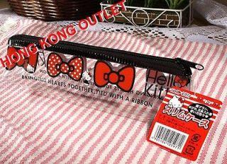 Hello Kitty Cosmetic Pencil Bag Case Sanrio Japan F8a
