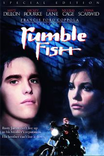 Rumble Fish DVD, 2005, Special Edition