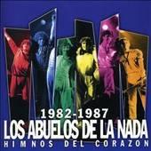 1982 1987 Himnos del Corazon by Los Abuelos de la Nada CD, Apr 2001, 2