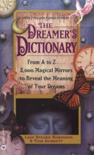 The Dreamers Dictionary by Tom Corbett and Stearn Robinson 1986
