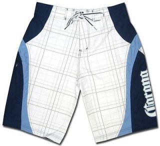 Corona Extra Cerveza Beer Mens Summer Surf Board Beach Pool Shorts