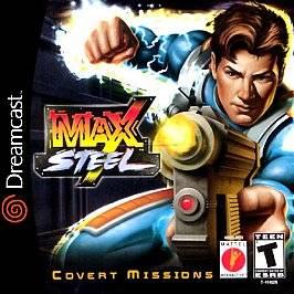 Max Steel Covert Missions Sega Dreamcast, 2000