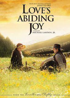 Loves Abiding Joy DVD, 2007, Rental Ready