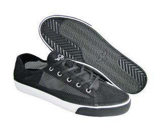 New Creative Recreation Mens Kaplan V Blk Msh Blk Bum Fashion Sneakers
