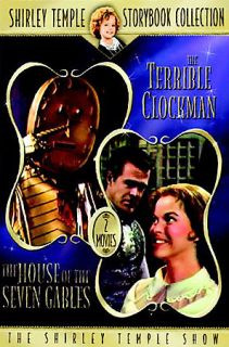 Shirley Temple Show   The Terrible Clockman The House of the Seven