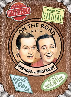 On the Road with Bob Hope and Bing Crosby DVD, 2004