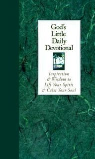 Gods Little Daily Devotional 365 Days of Inspiration to Lift Your