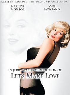 Lets Make Love DVD, 2004, Marilyn Monroe Diamond Collection