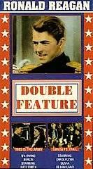 Ronald Reagan Hollywood Classics   Santa Fe Trail This is the Army VHS