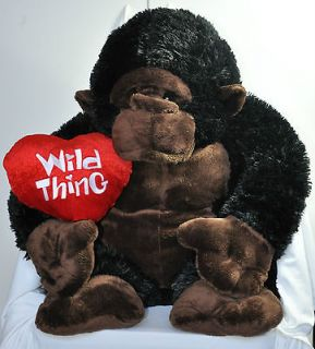 Dan Dee Collectors Choice Gorilla Wild Thing 20 inch Stuffed Animal