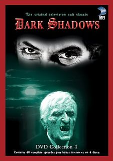 Dark Shadows   Collection 4 DVD, 2003, 4 Disc Set, Four Disc Set