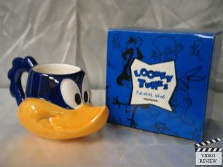Road Runner ceramic figural mug, Looney Tunes; Applause NEW