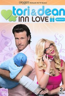 Tori Dean Inn Love   Season 2 DVD, 2008, 2 Disc Set