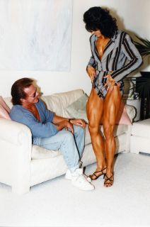 Female Bodybuilders   TPC25   Ab solute Obsession