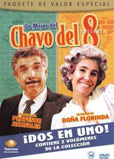 El Chavo del 8 Presenta Lo Mejor de Dona Florinda and Profesor