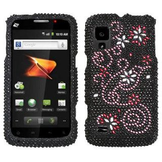 For ZTE N860(Warp) Case Cover Bling Rhinestones Delight Diamond *