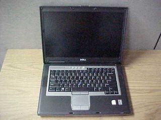 DELL Latitude D830 Laptop Notebook Computer  WiFi  DVDRW   W/ 15