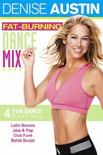 Denise Austin   Fat Burning Dance Mix DVD, 2006